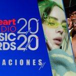 Descubre los nominados a los iHeart Radio Music Awards 2020