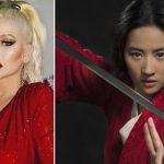 Christina Aguilera estrena Loyal Brave True y El Mejor Guerrero para la banda sonora de Mulan