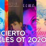 Disfruta con el concierto de singles de OT 2020