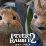 Nuevo spot en español de Peter Rabbit 2: A la fuga