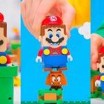 Nueva demostración de LEGO Super Mario