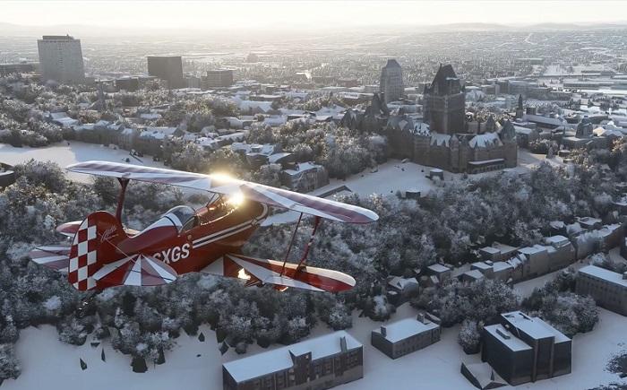 Microsoft Flight Simulator estrena nuevo trailer con unos ...